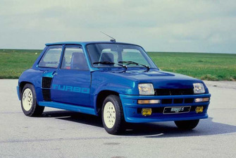 Renault 5 Turbo 1980