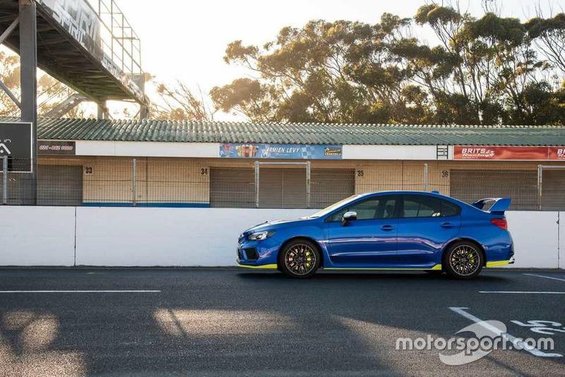 Subaru WRX STI Diamond Edition 2019 року