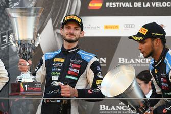 Alex Fontana, Adrian Zaugg, Jaguar G3, Emil Frey Racing