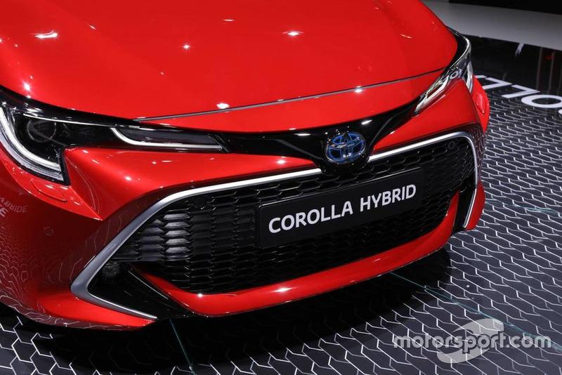 Toyota Corolla хетчбек 2019 року
