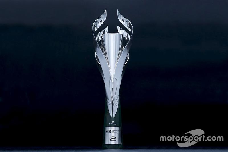 A második helyezett díja Mexikóban