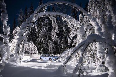 Test Hyundai in Svezia
