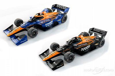 Présentation Arrow McLaren SP