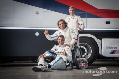 Anuncio Zanardi BMW Team Italia