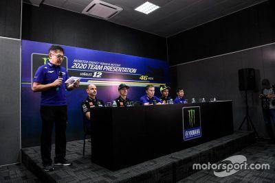 Présentation Yamaha Factory Racing