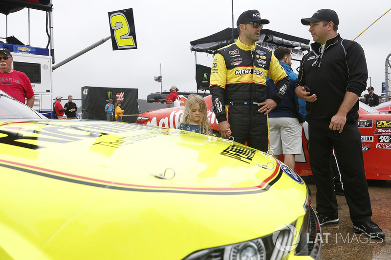 Paul Menard, Team Penske, Ford Mustang Menards/Richmond Brian Wilson