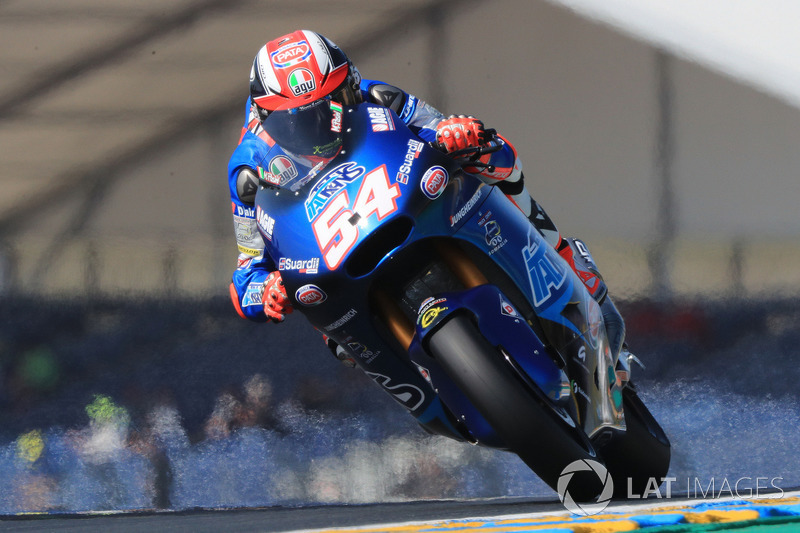 Mattia Pasini, Italtrans Racing Team