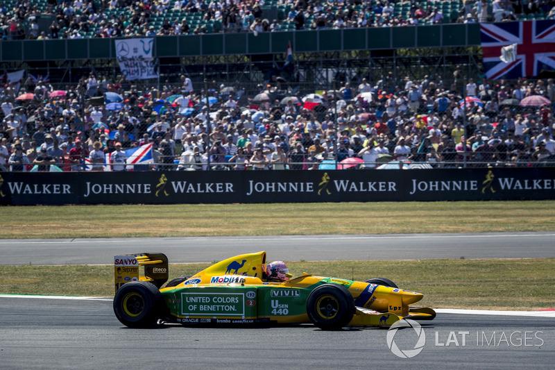 Benetton Ford B193B