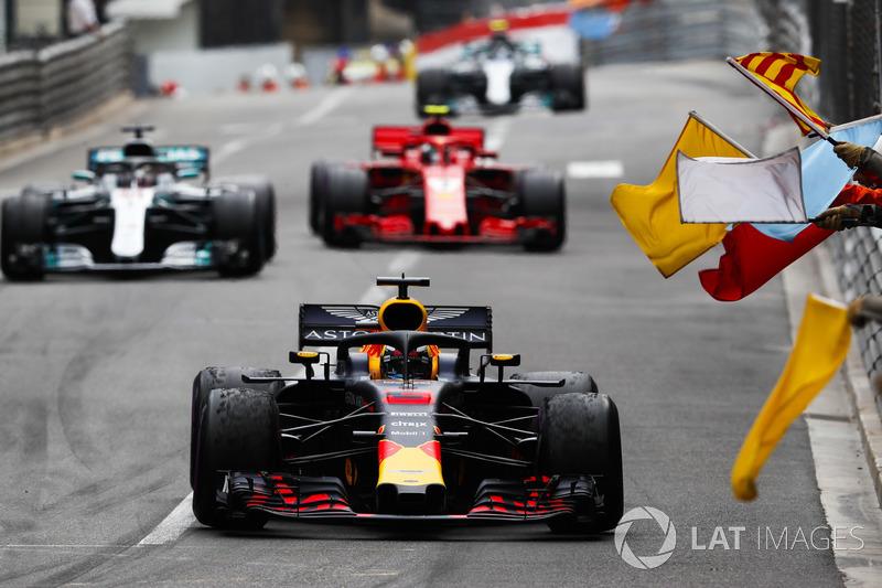Monaco - Daniel Ricciardo