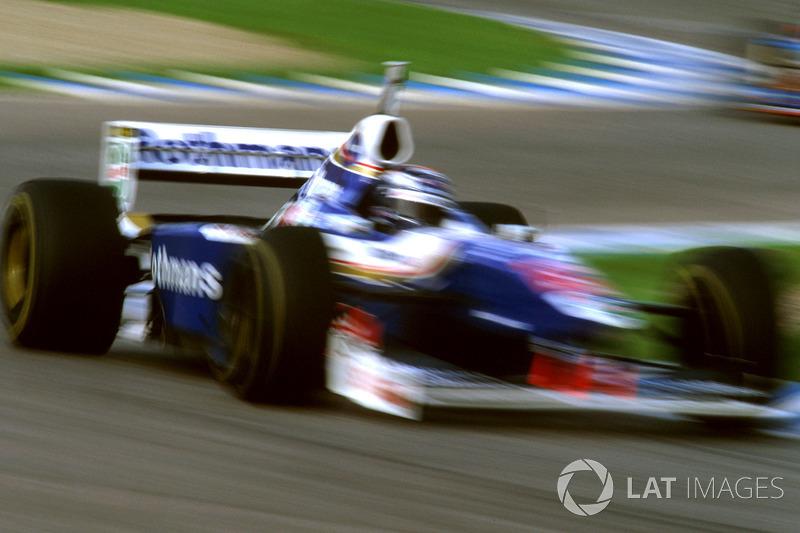 Хайнц-Харальд Френцен, Williams FW19