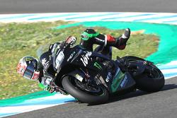 Chute de Jonathan Rea, Kawasaki Racing
