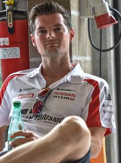 #23 GT SPORT MOTUL Team RJN Nissan GT-R Nismo GT3: Alex Buncombe