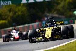 Ніко Хюлькенберг, Renault Sport F1 Team R.S. 18, Ромен Грожан, Haas F1 Team VF-18