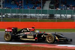 Шарль Пик, Lotus E22 с 18-дюймовыми шинами