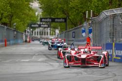 Jérôme d'Ambrosio, Dragon Racing, Nick Heidfeld, Mahindra Racing