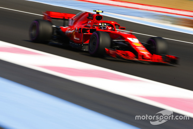 6. Кими Райкконен, Ferrari SF71H