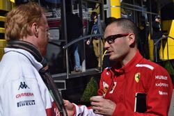 David Sanchez, Ferrari