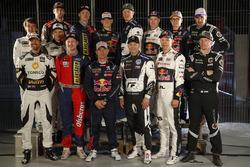 Drivers ot the 2018 season