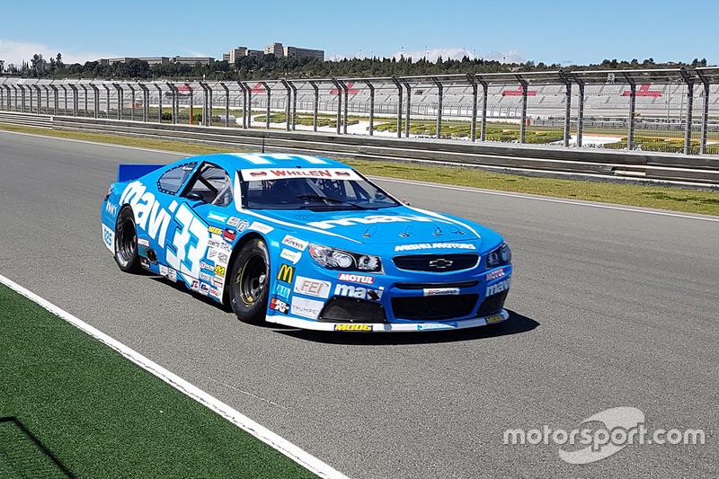 Advait Deodhar (NASCAR Euro, Valencia)