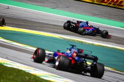 Пьер Гасли и Брендон Хартли, Scuderia Toro Rosso STR12