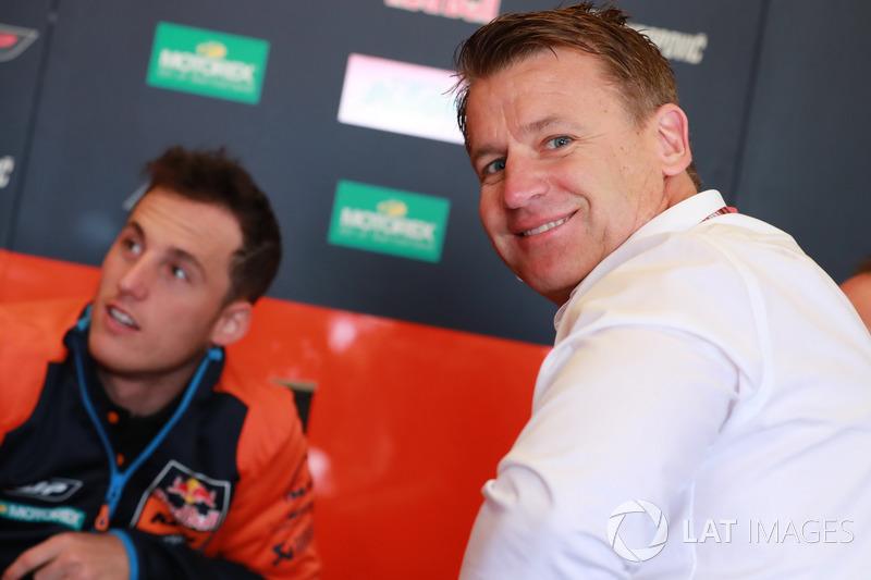 Pol Espargaro, Red Bull KTM Factory Racing, Pit Beirer, Head Motorsport KTM