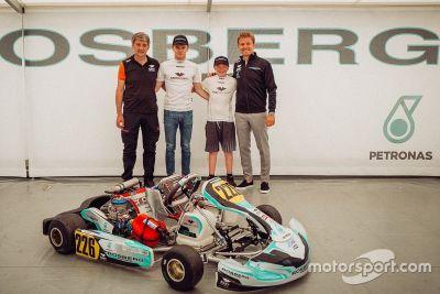 Lançamento Rosberg Young Driver Academy