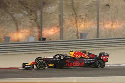 Прокол: Макс Ферстаппен, Red Bull Racing RB14