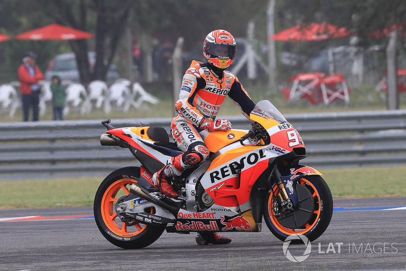 5. Марк Маркес, Repsol Honda Team - 20 очок
