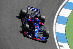 Brendon Hartley, Toro Rosso STR13.