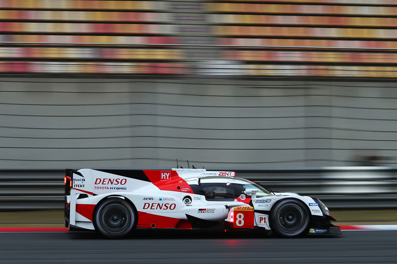 3. LMP1: #8 Toyota Gazoo Racing, Toyota TS050 Hybrid