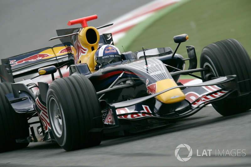 24. Red Bull Racing RB4, Formula 1