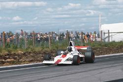 Грэм Хилл, Shadow DN1, Embassy Racing