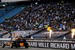 Josef Newgarden of Team USA driving the ROC Car