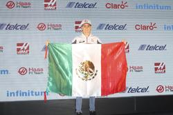 Esteban Gutiérrez. Haas F1 Team