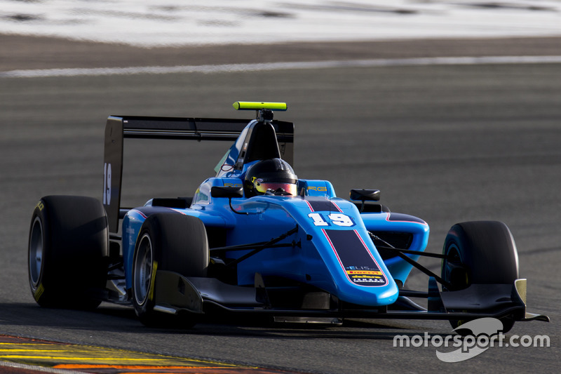 Richard Gonda, Jenzer Motorsport