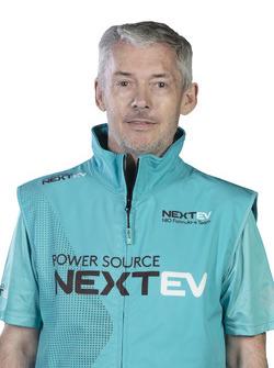 Мартин Лич, NextEV