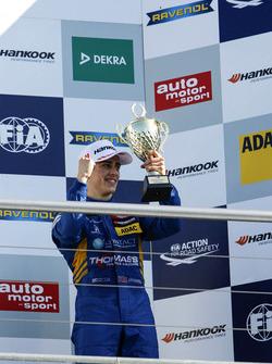 Джейк Хьюз, Carlin Dallara F312 - Volkswagen