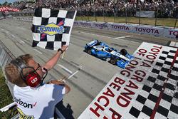 Симон Пажено, Team Penske Chevrolet race winner