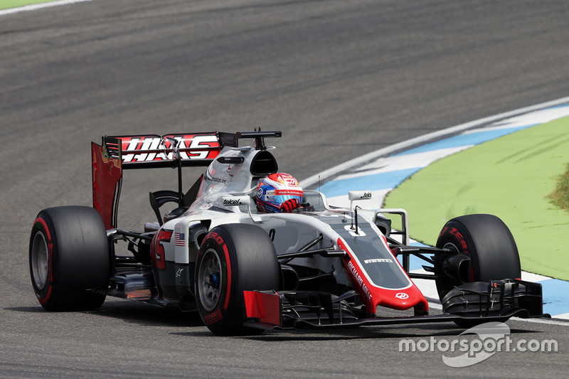 12. Romain Grosjean, Haas F1 Team