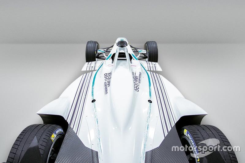 NEXTEV TCR Formula E Team 2017 livery