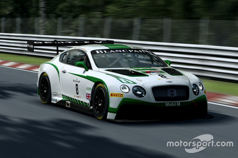 RaceRoom, Bentley Continental GT3