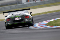 #9 Bentley Team ABT, Bentley Continental GT3: Andreas Weishaupt, Jordan Lee Pepper
