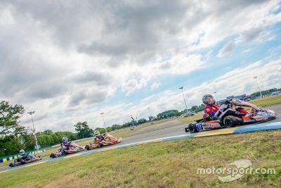 24 horas de Le Mans - Karting