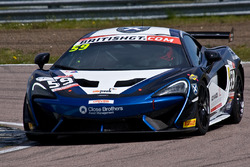 rabindra joins mclaren gt academy for 2017 - british gt news