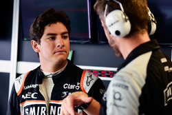 Alfonso Celis Jr., Sahara Force India F1 Piloto de desarrollo
