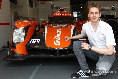 G-Drive Racing tanıtımı