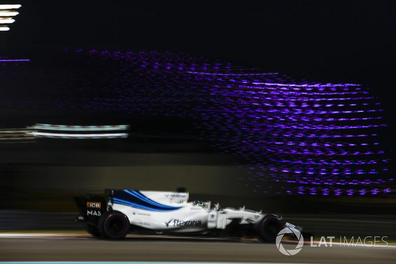Na última classificação da carreira, Felipe Massa levou sua Williams FW40 ao Q3 após grande volta no final do Q2. Ele bateu Fernando Alonso para entrar na última fase da sessão. O brasileiro vai largar em décimo.
