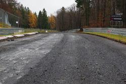 Track work Hedwighöhe