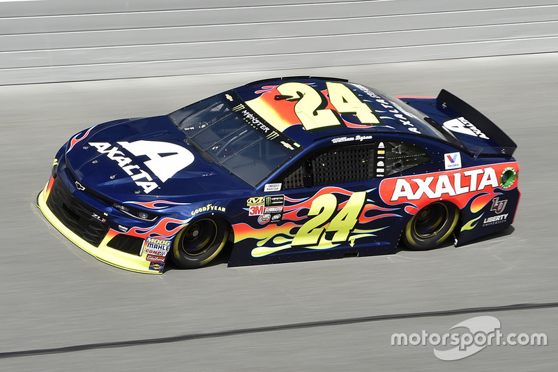William Byron, Hendrick Motorsports, AXALTA Chevrolet Camaro