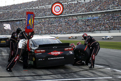 Pit stop, Austin Dillon, Richard Childress Racing Chevrolet Camaro